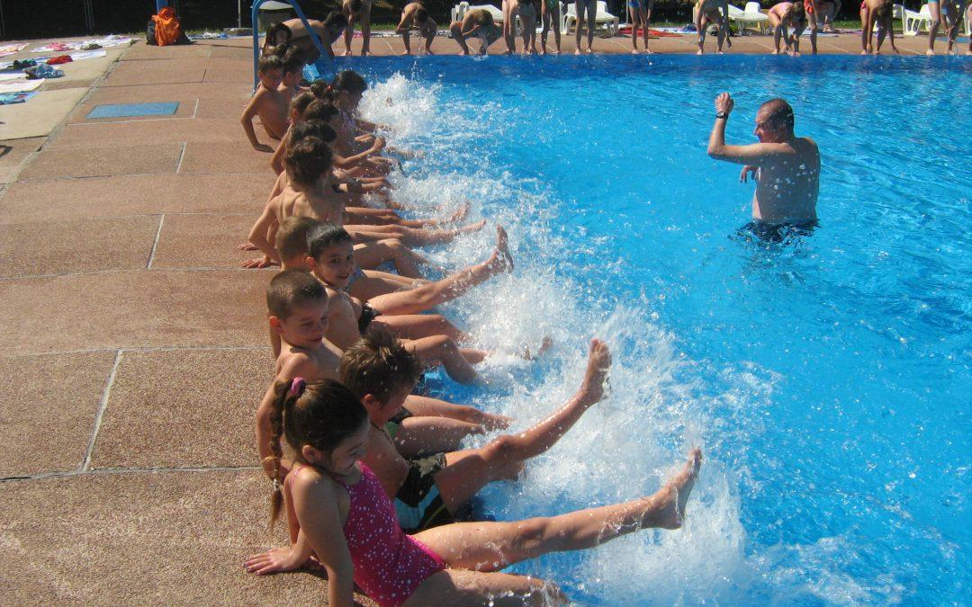 Крај прве смене школе пливања, сутра стартује друга