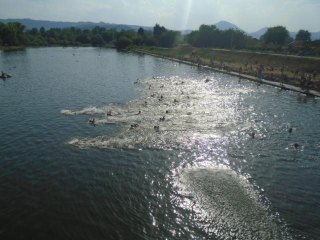Такмичење у препливавању Мораве
