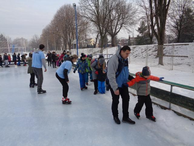 Спортски центар Младост организује бесплатну школу клизања